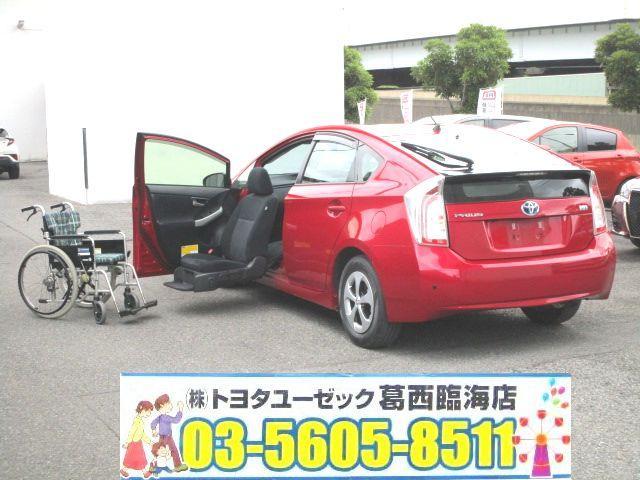トヨタ G ウェルキャブ 助手席リフトUPシート Aタイプ