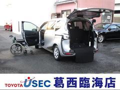 シエンタX ウェルキャブ 助手席回転チルトシート車 Bタイプ