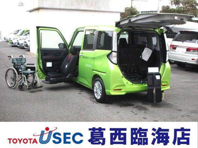 トヨタ X S ウェルC 助手席リフトUP Bタイプ