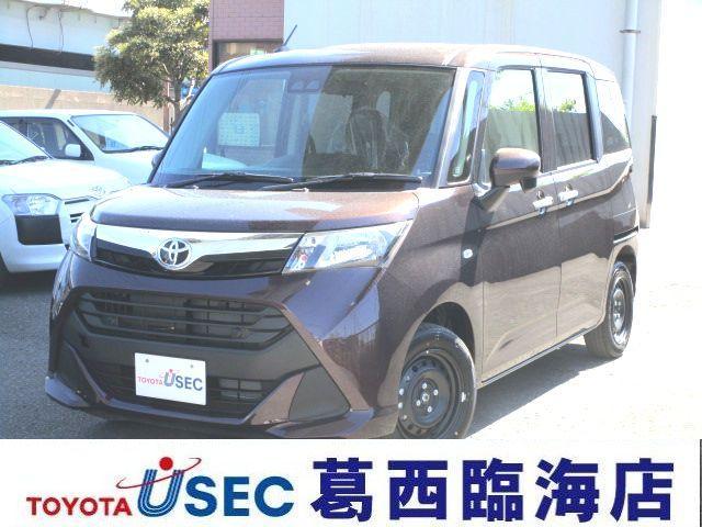 トヨタ タンク X S スマアシ3 スマートキー スペアT UV...