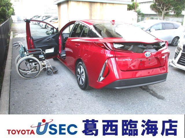トヨタ S ウェルキャブ助手席回転チルト 特別色 TSSP