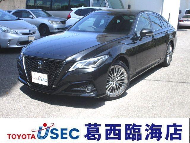 トヨタ S 16SP ETC2.0 レザーシートP 18AW BSM