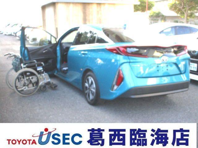 トヨタ S ウェルキャブ 助手席回転チルトシート TSSP