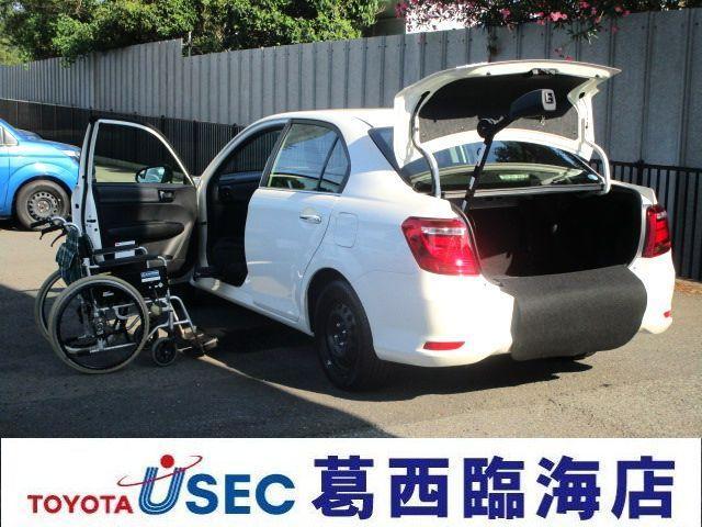 トヨタ ハイブリッドG Wキャブ助手席回転 Bタイプ ICS TSS