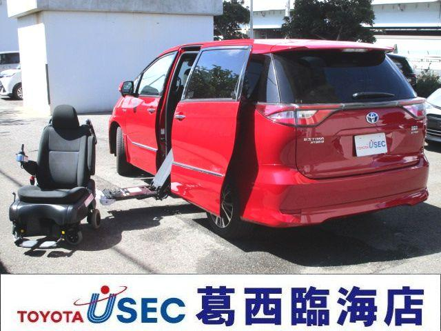 トヨタ アエラスウェルキャブサイドリフトUP脱着電動S TSSC