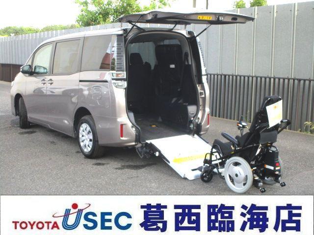 X福祉スロープIII専用シート+ワンタッチ固定 手動スロープ
