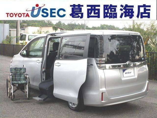 トヨタ X ウェルキャブ サイドリフトアップチルトシート装着車 リアエアコン キーレス 左側パワースライドドア LEDライト トヨタセーフティセンス無し クルーズコントロール アイドリングストップ 福祉車両