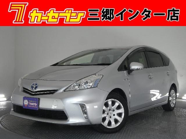 トヨタ S Lセレクション純正ナビフルセグBluetooth ETC