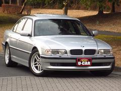 BMW735i Mスポーツ 後期最終型 黒革 禁煙車 HID