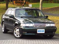 ボルボ S903.0 クラシック 最終98年モデル限定車 ベージュ革 禁煙