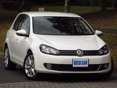 VW ゴルフTSIハイライン ターボ+SC 160馬力 パドルS HID