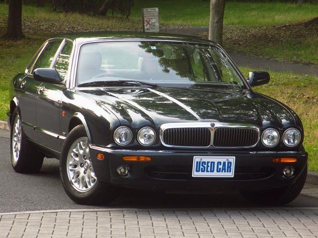 ジャガー XJ エグゼクティブ4.0-V8 走行3万キロ 禁煙車