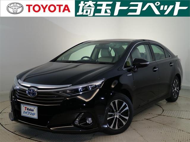 トヨタ S Cパッケージ ナビ フルセグTV バックモニター ETC