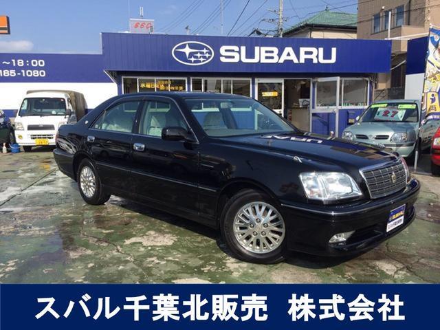 トヨタ ロイヤルエクストラ 元公用車 純正ブラック 純正アルミ