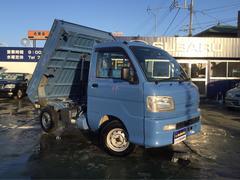 ハイゼットトラックダンプ 4WD 5MT リアデフロック HILOギアつき