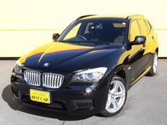 BMW X1xDrive 25i Mスポーツパッケージ 社外ナビ HID