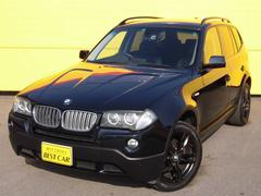 BMW X3 2.5si 後期型 4WD 純正ナビ HID