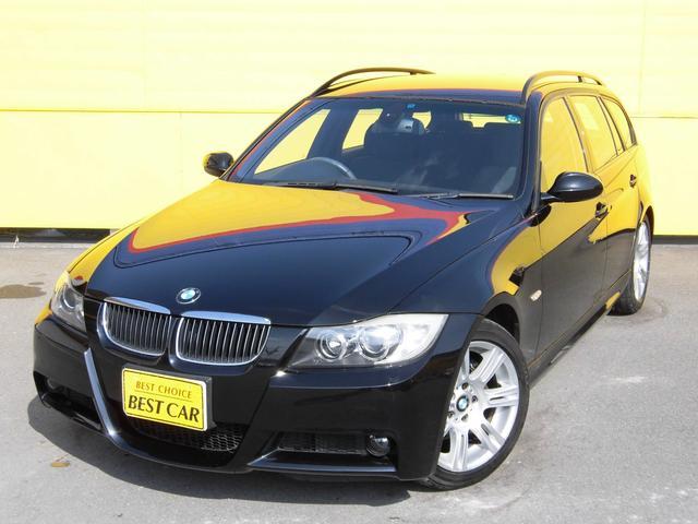 BMW 325iツーリング Mスポーツパッケージ 純正AW ETC