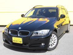 BMW320iツーリング LCIモデル 純正HDDナビ HID