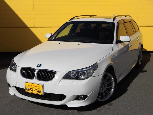 BMW 530iツーリング Mスポーツパッケージ サンルーフ ETC