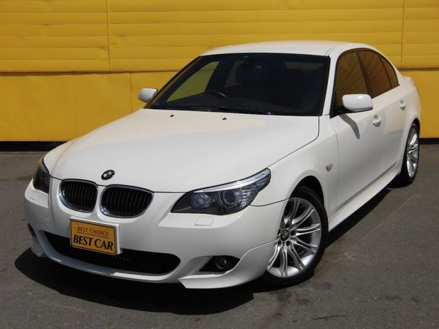BMW 525i Mスポーツパッケージ LCIモデル 純正HDDナビ