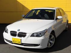 BMW525iハイラインパッケージ LCIモデル 純正HDDナビ
