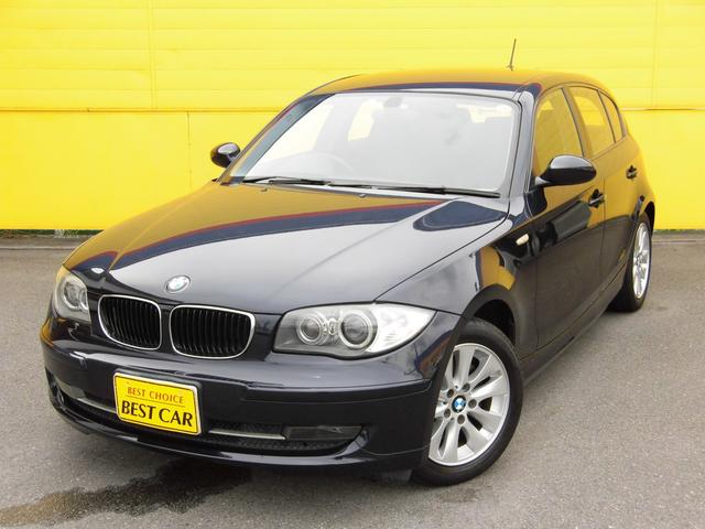 BMW 116i 後期型 HIDライト 純正AW