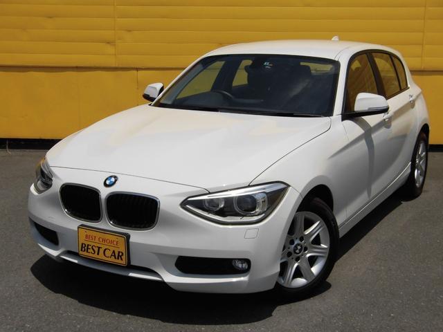 BMW 116i 純正HDDナビ HIDライト 純正アルミ