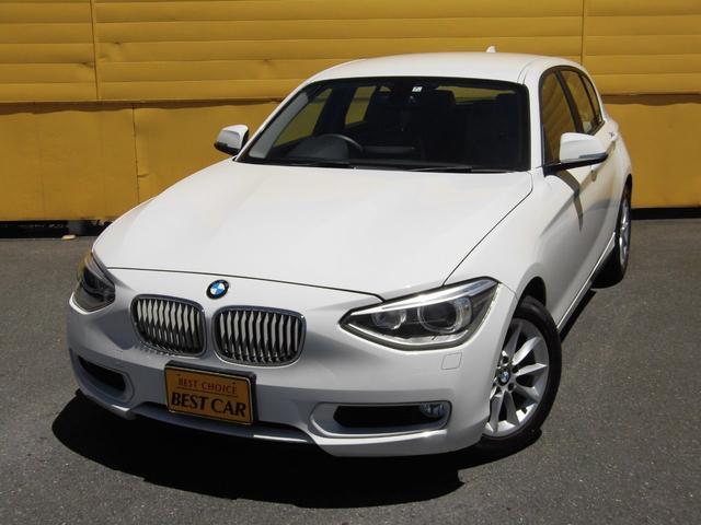 BMW 116i スタイル ワンオーナー 純正HDDナビ