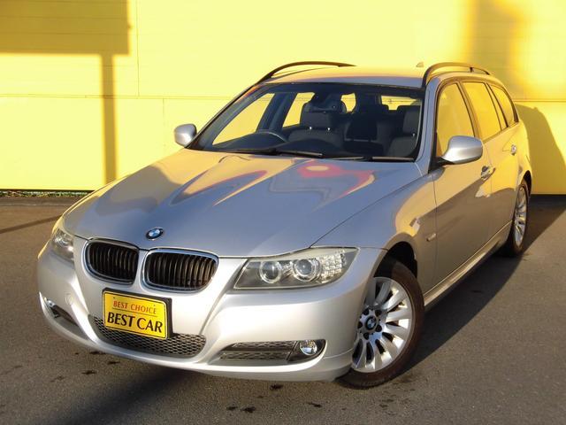BMW 320iツーリング LCiモデル HDDナビ ETC