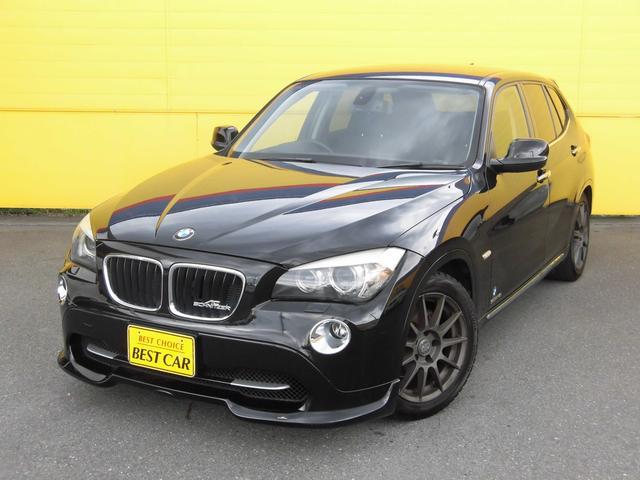 BMW sDrive 18i シュニッツァーエアロ プッシュスタート