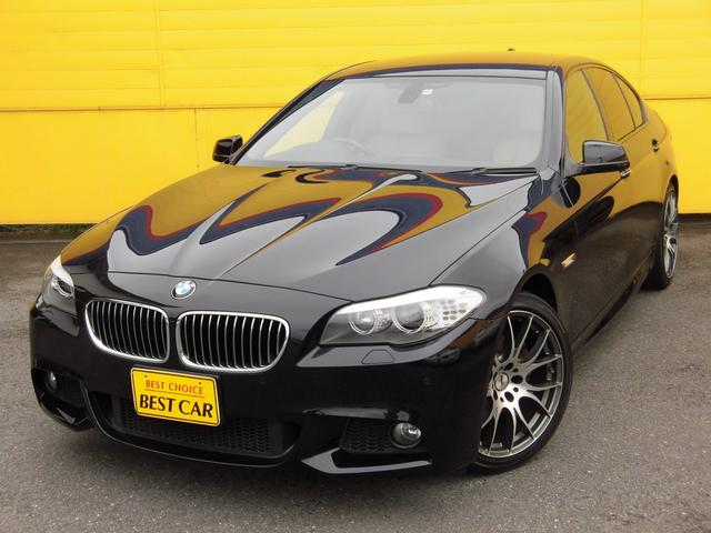 BMW 523i Mスポーツパッケージ 革シート HDDナビTV