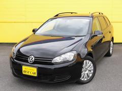 VW ゴルフヴァリアントTSI トレンドライン ワンオーナー メモリーナビTV