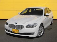 BMWアクティブハイブリッド5 黒革シート ワンオーナー