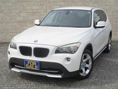 BMW X1sDrive 18i 社外HDDナビTV HIDライト
