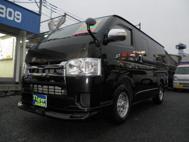 トヨタ DX GLパッケージ ナビETCBカメラ ヒッチメンバー