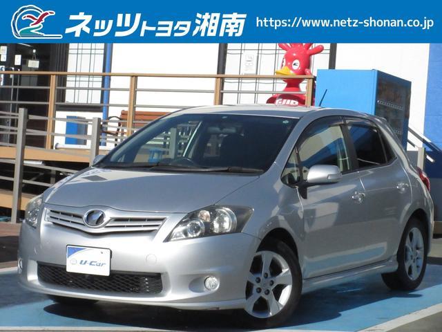 トヨタ 180G Sパッケージ HDDナビ フロント バックモニター