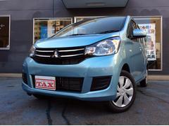 eKワゴンE シートヒーター プライバシーガラス 登録済未使用車
