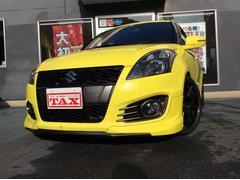スイフトスポーツベース ECUコントローラー 車高調 社外吸排気パーツ