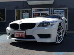 BMW Z4sDrive20i Mスポーツ 赤革シート Bカメラ ETC