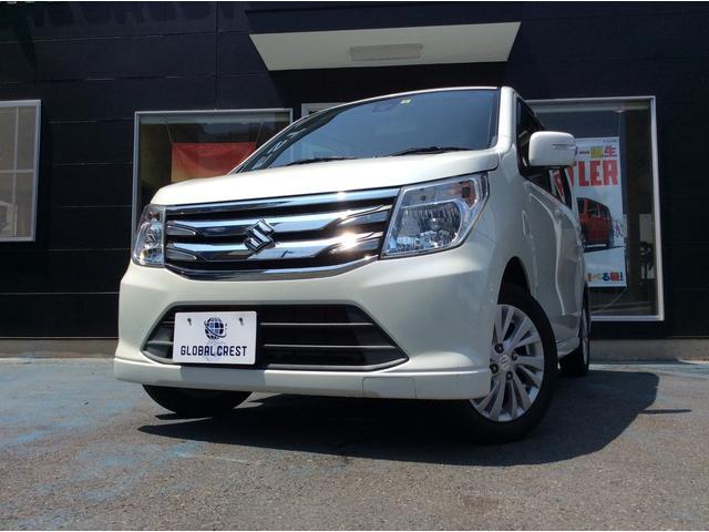 スズキ FZ フルセグナビ ETC スマートキー HID ワンオーナー 買取直販車両
