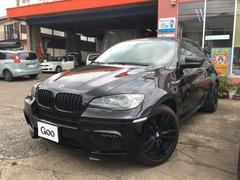 BMW X6 Mサンルーフ 革シート 左ハンドル 2年保証付き