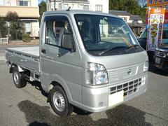 NT100クリッパートラックDX 4AT 届け出済未使用車 メーカー保証 3方開き