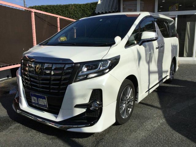 トヨタ 2.5S Aパッケージ タイプブラック ETC モデリスタ