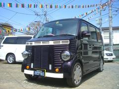 エブリイワゴンPZターボ フレンチバス仕様 届出済未使用車