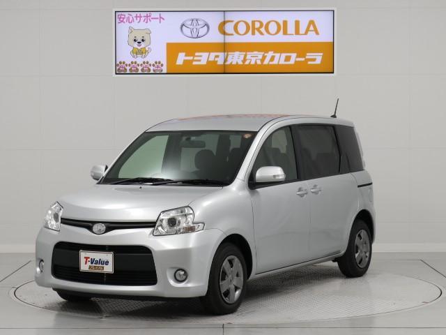 トヨタ DICE-G 両側パワースライドドア SDナビ