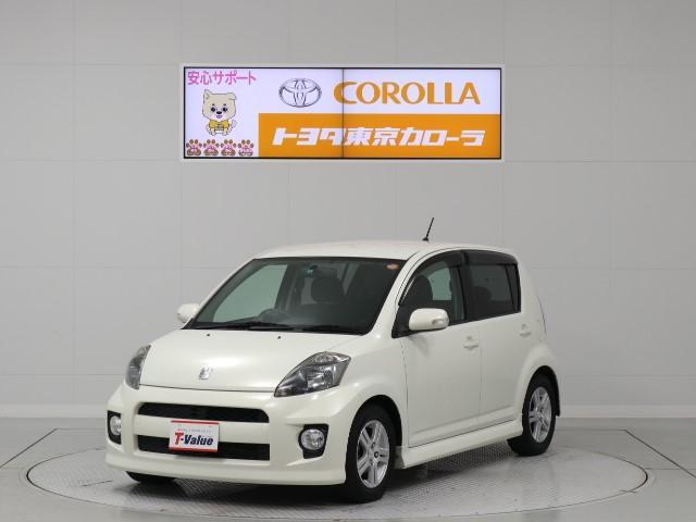 トヨタ レーシー SDナビ・ワンセグTV・ETC車載器