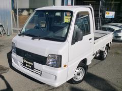 サンバートラックTB 4WD エアコン エアバック サイドバイザー