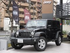 クライスラージープ ラングラーアンリミテッドスポーツ 大人気ブラック 登録済み未使用車 新車保証継承