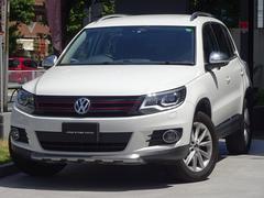 VW ティグアンスポーツ&スタイル ユーザー様下取車 ワンオーナー